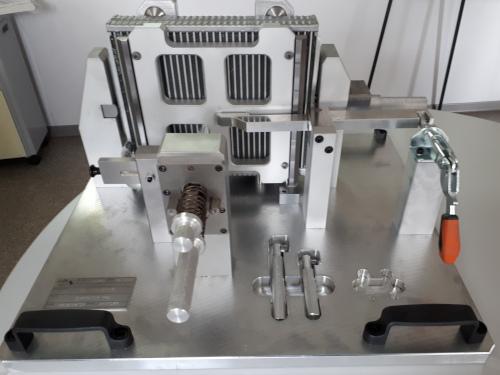 GO/NOGO gauge for evaporator