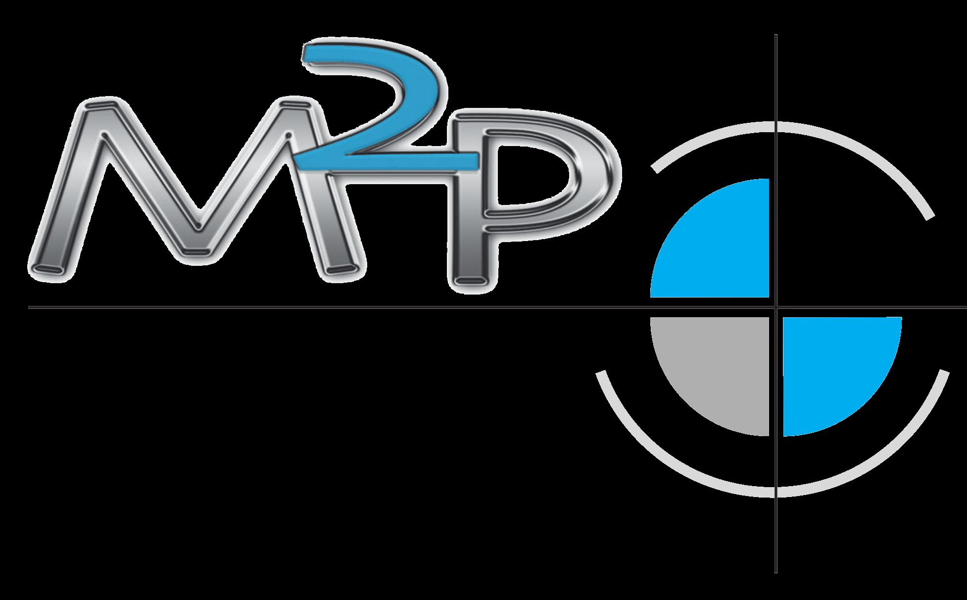 M2P Mécanique de précision Logo