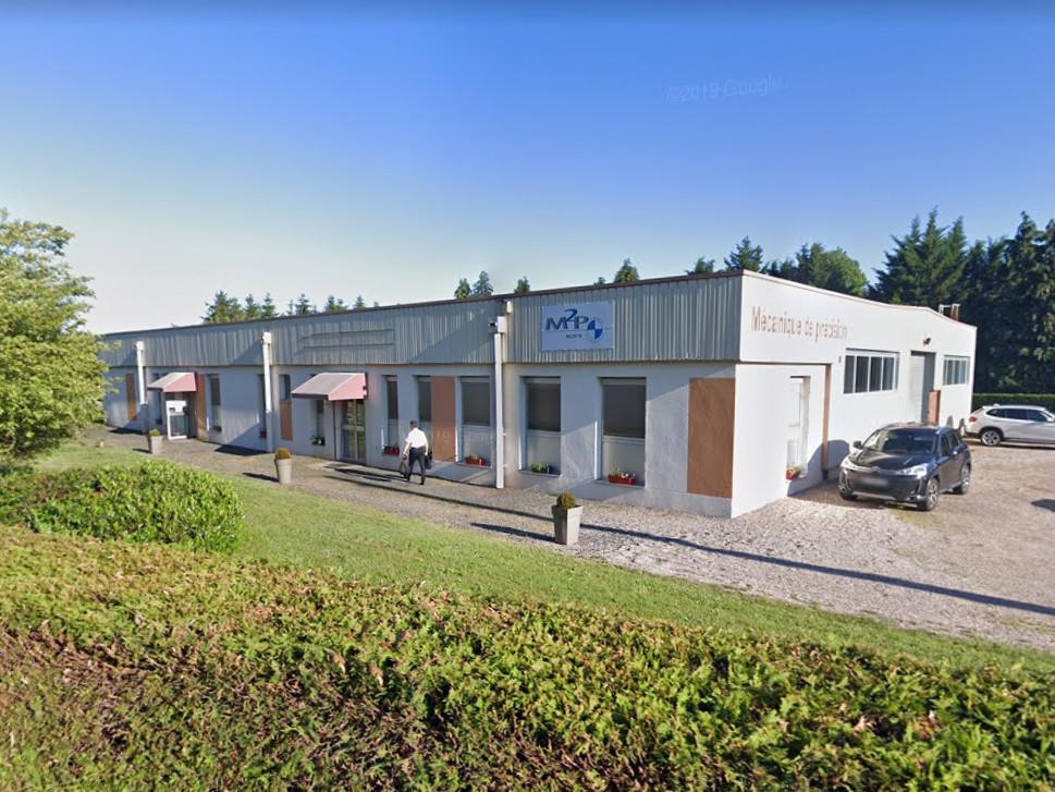 M2P Precision Mechanics Production Site